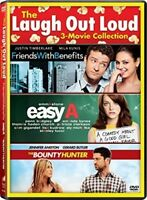 The Laugh Out Loud 3-Movie Collection [New DVD] 2 Pack