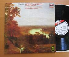 EMX 41 2058 1 Elgar Violin Concerto Nigel Kennedy Vernon Handley NEAR MINT EMI