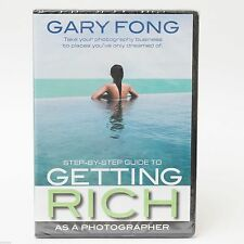 Gary Fong Step By Step Guide to Getting Rich As a Photographer DVD