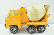 Vintage Tonka Yellow Cement Truck