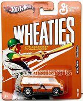 HOT WHEELS 2011 POP CULTURE GENERAL MILLS WHEATIES  '70s VAN