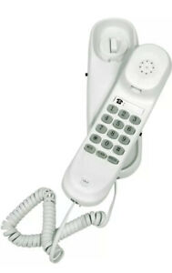 Radius Angel Corded Gondola Phone - White