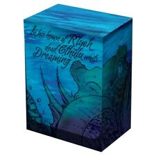 LEGION SUPPLIES DECK BOX CARD BOX KRAKEN FOR MTG POKEMON