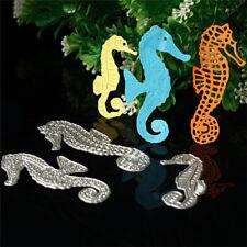 Hippocampus Cutting Dies Stencil DIY Scrapbooking Album Tagebuch Stanzschablone