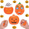 Halloween Pumpkin Scented Rag Doll Slow Rising Kids Toys Stress Relief Toy New