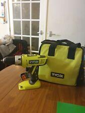 Ryobi LLCDI1802 hammer DRILL 18v NEW Only body and bag