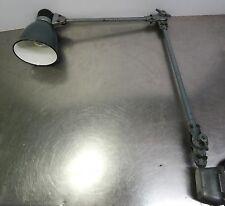Seltene FABRILUX Leuchte Tisch Gelenklampe Industrie Design - Bauhaus ~ 20er