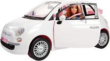 BARBIE FIAT 500  FVR07 MATTEL -nuovo-italia