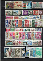 132 timbres France neufs **