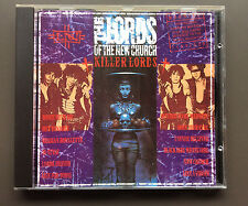 THE LORDS OF THE NEW CHURCH - Killer Lords CD VG 1992 Compilation Reissue Gothic