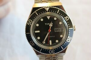 Timex M79 Automatic - 40mm - Steel Bracelet Watch -