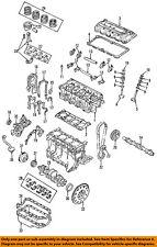 Ford Oem 94-97 Aspire-Engine Valve Cover F4Bz6582A