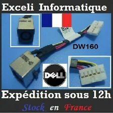 Connecteur dc power jack socket avec cable wire dw160 Dell Alienware 17D10
