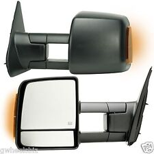 2007-2017 TUNDRA/ 2008-2017 SEQUOIA POWER HEATED TURN SIGNAL TOWING SIDE MIRROR