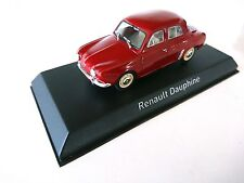 Renault Dauphine 1963 Montijo Red - 1:43 NOREV VOITURE COLLECTION DIECAST