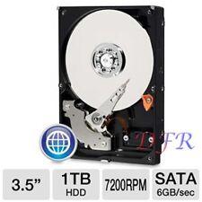 """HARD DISK INTERNO 1TB 3,5"""" WESTERN DIGITAL CAVIAR BLUE 1000GB WD10EZEX PER PC"""