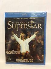 JESUS CHRIST SUPERSTAR - BLU RAY - MUSICAL TEATRALE