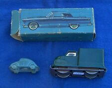 Wholesale Lot of 3 Car Toys & Collectibles Push Toy Rubber Toy Avon T-Bird