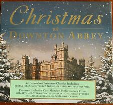 Christmas at Downton Abbey 2 cd set(Elizabeth McCovern,Julian Ovenden,Jim Carter
