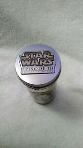 STAR WARS episode III revenge of the sith TIN CAN  2007