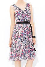 MONSOON Selma Print Dress BNWT