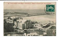 CPA-Carte Postale-France-Boulogne sur Mer- Plage -Casino  VM15323
