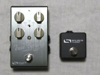 Used Source Audio SA247 True Spring Reverb Effects Pedal w/ SA167 Tap Switch