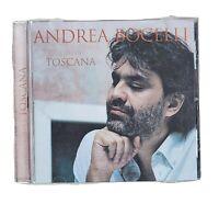 Cieli di Toscana Andrea Bocelli Music Artist CD Oct 2001 Philips