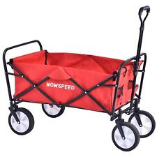 Folding Shopping Carts Heavy Duty Stair Climber Hand Cart Trolley Truck Dolly
