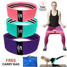 Resistance Bands Ladies Fabric Booty Bands Hip Circle Legs Glutes Squat Exercise