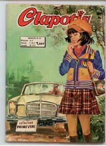 BD CLAPOTIS n°99   1974
