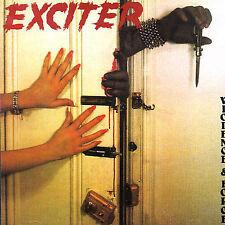 EXCITER Violence & Force CD Steam Hammer Agent Steel Running Wild Judas Priest