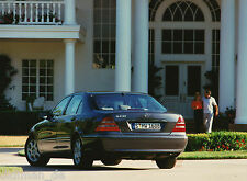 Mercedes S-Klasse W 220 Pressefoto 1998 23,8 x 17,8 cm Nr. A 98 F 4338 Autofoto
