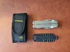 Leatherman Charge TTI w/ Bits Sheath and S30V Blade 014R