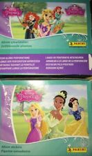 Disney Princess Fabulous Talents Stickers Full Box 50 Sealed Packets