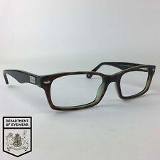 RAY-BAN eyeglasses TORTOISE RECTANGLE glasses frame MOD: RB 5206 2445