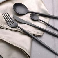Dinnerware Set 304 Stainless Steel Fork Tableware Cutlery  Food Set