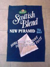Brooke Bond Scottish Blend Tea Tea Towel  -  Never Used