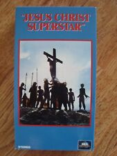 Jesus Christ Superstar VHS  NEW  Ted Neeley  Carl Anderson