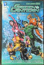 Green Lantern Rise Of The Third Army The New 52 DC Comics Geoff Johns Tomasi HC