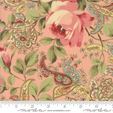Rose - Roses and Chocolates II Fabric - Moda - 33270 12 - BTY