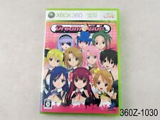 Dream C Club Xbox 360 Japanese Import Japan NTSC-J Region Locked US Seller A