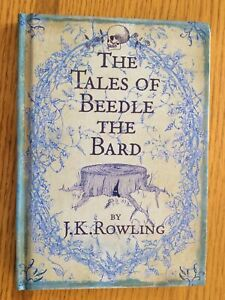The Tales Of Beedle The Bard 1st/1st Hardback Edition