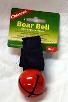 Coghlan's bear bell #0757 color red