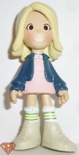 """ELEVEN with BLONDE WIG Stranger Things Mystery Minis 3"""" Vinyl Figure 1/6 2017"""