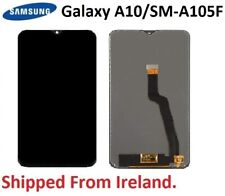 Samsung Galaxy A10 LCD Display Touch Screen Digitizer Replacement Black  A105F.