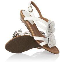 Sandalias Clarks 'Santa gift' - blancas - 38 - PVP 70 € - nuevos -  Shoes
