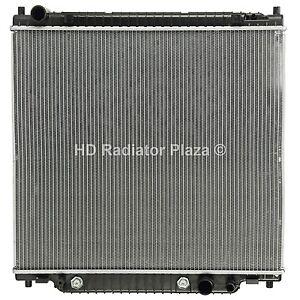 Radiator For 00-05 Excursion 99-04 F250 F350 F450 F550 SuperDuty V10 6.8L V8 7.3