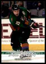 2003-04 In The Game Action Shane Doan #473