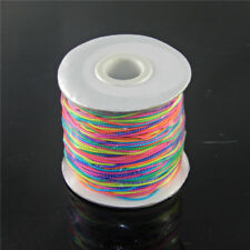 5 Metres Colorful Thread Cord Elastic Stretch Thread Cords DIY Jewelry Making